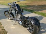 2005 Big Bear Chopper Sled 300 Chopper