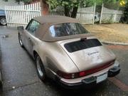 1988 porsche Porsche 911 Carrera Convertible