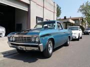 Chevrolet El Camino 454